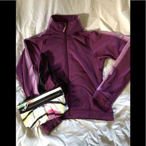 Retro Lululemon jacket size 10